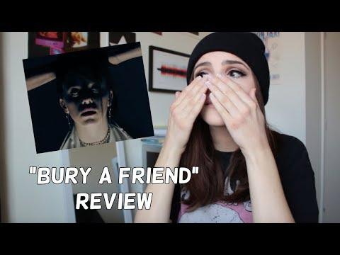"""BILLIE EILISH: """"BURY A FRIEND"""" REACTION/REVIEW"""