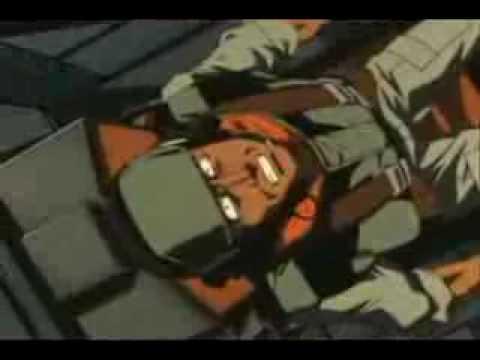 Gundam 8th ms team amv  cold  with my mind