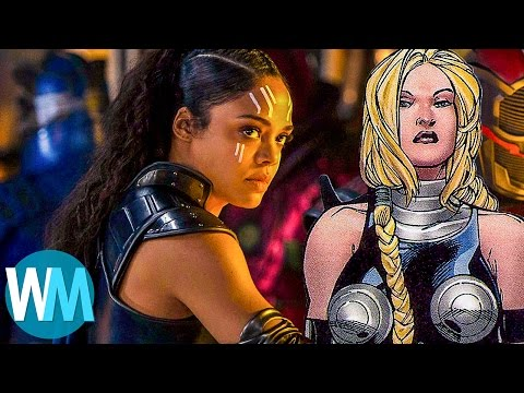 Valkyrie: Comic Book Origins