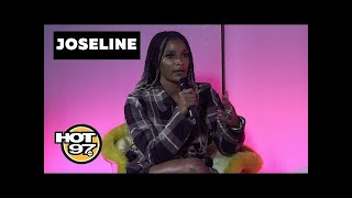 Joseline Hernandez talks Her Biggest Lesson, Co-Parenting + Relationship Advice