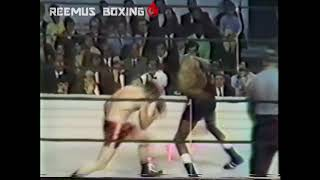 Art of Boxing: Bob Foster - Weaknesses (Boxing Technique)