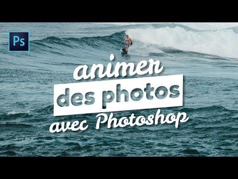 [TUTO] : Comment Animer Une Photo Avec Photoshop !