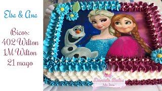 Video Bolo Frozen - Elsa & Ana download MP3, 3GP, MP4, WEBM, AVI, FLV November 2018