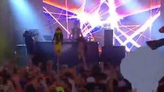 A-Trak Live Bonnaroo 2013