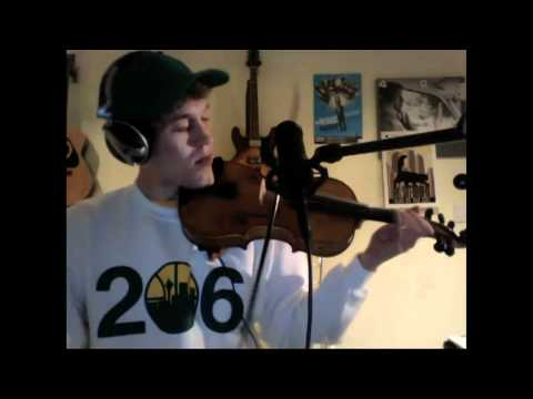 Lupe Fiasco - All Black Everything (VIOLIN COVER) - Peter Lee Johnson