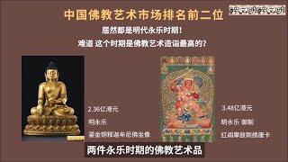 佛像收藏EP3:汉传佛像,四大菩萨,关公财神