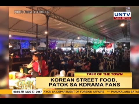 Korean Street Food, patok sa mga Kdrama fans | Talk of the Town