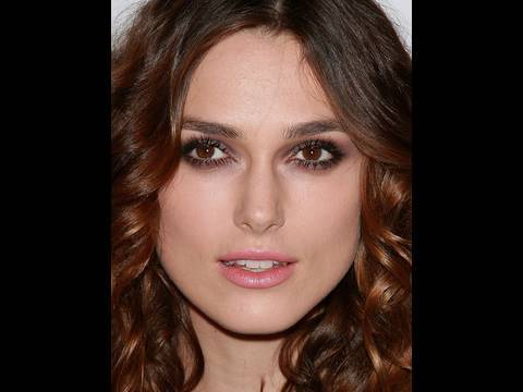 maquillage c l brit keira knightley youtube. Black Bedroom Furniture Sets. Home Design Ideas