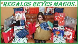 MIS REGALOS DE REYES MAGOS 2021🎁🎁 ¡¡ABRO MAS DE 40 REGALOS!! /MIS REGALOS DE NAVIDAD DE PAPA NOEL🌲🌟🎁