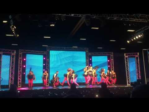 Excel dance studio Ohio 2015
