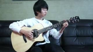 (Big Bang)  Lies -木結他演奏