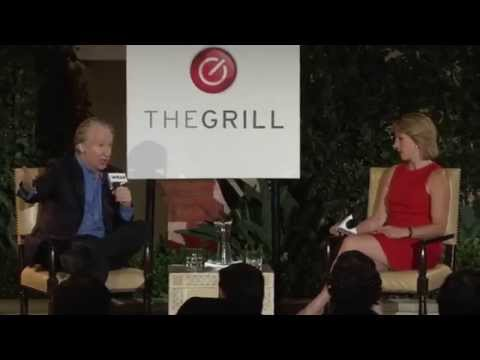 Bill Maher Gets Grilled on The Grill