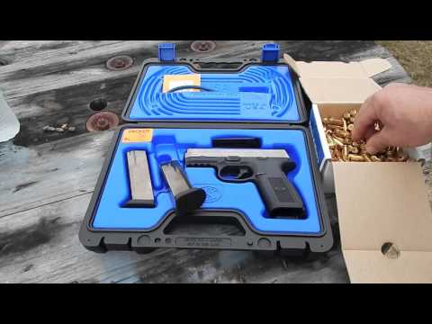Tactical OP & Neo Handguns & Reloading FNH FNS 40 S&W Review