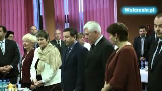 Ślubowanie nowych radnych województwa zachodniopomorskiego