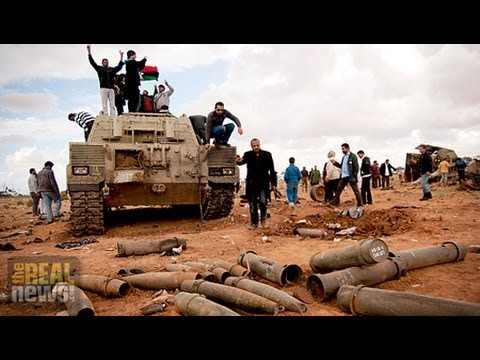 Libya's Descent into Turmoil Three Years After NATO Intervention