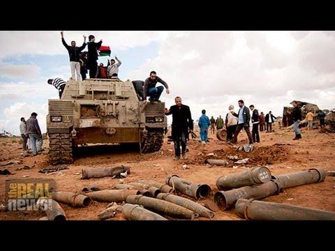 Libya's Descent into Turmoil Three Years After NATO Intervention