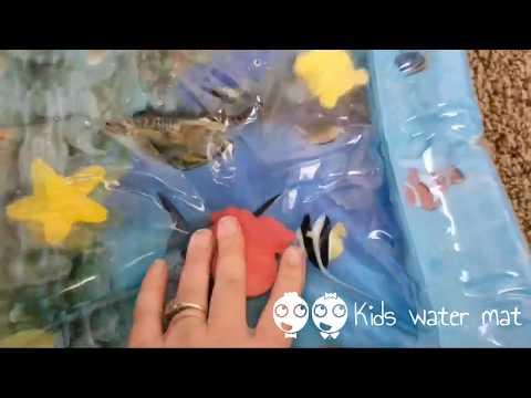 Kids Water Mat- детский развивающий водный коврик