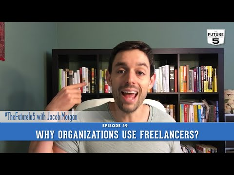 Why Organizations Use Freelancers
