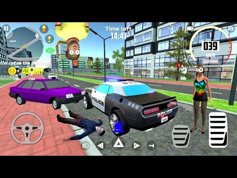 Car Simulator 2 #17 Police Mission! - Car Games Android Gameplay