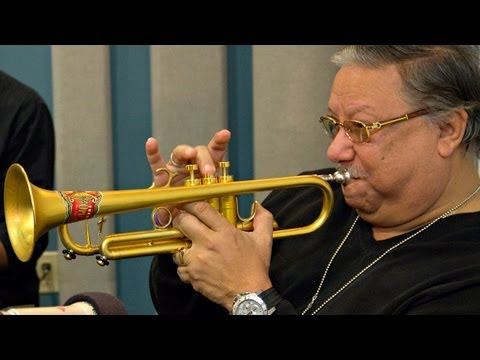 Arturo Sandoval 'There Will Never Be Another You' | Live Studio Session