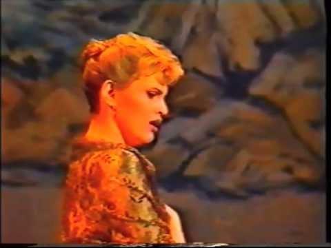 Finale du concours Operalia 1993 : Ainhoa Arteta
