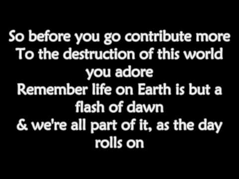 Bad Religion - Progress (Lyrics)