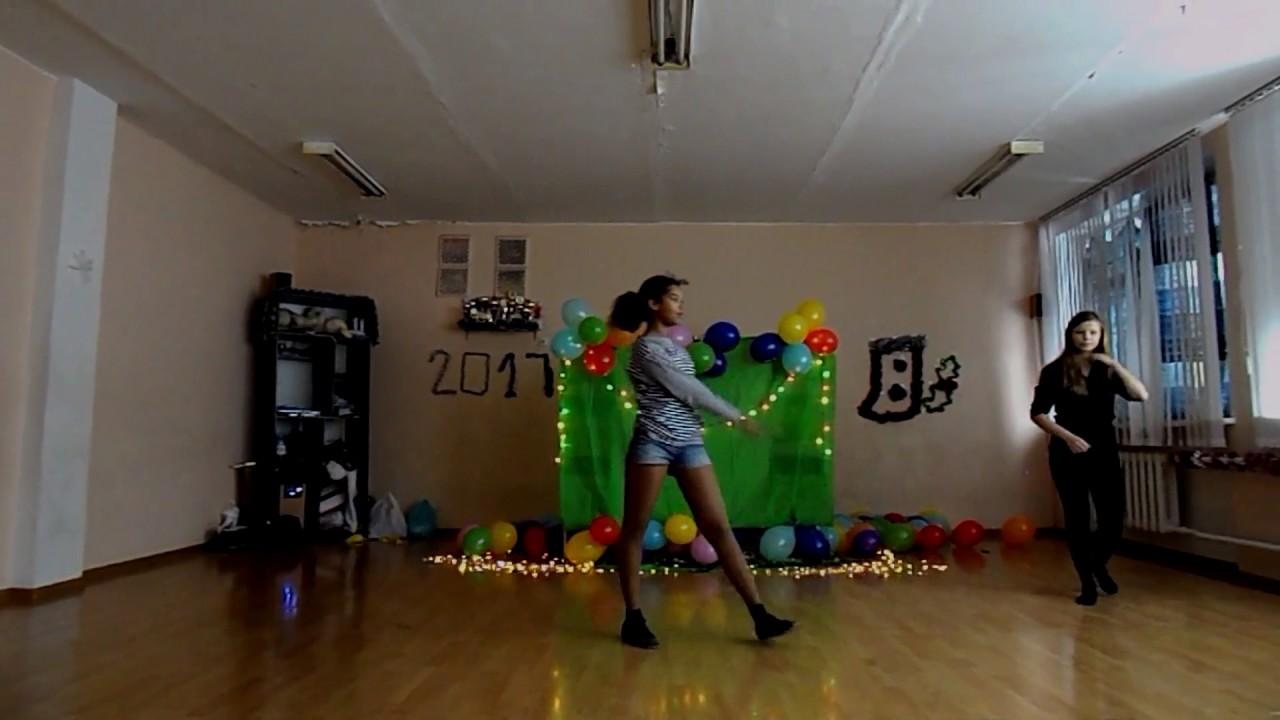 Хип-хоп танец на новый год