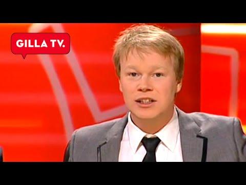 Johan Glans bästa i Parlamentet