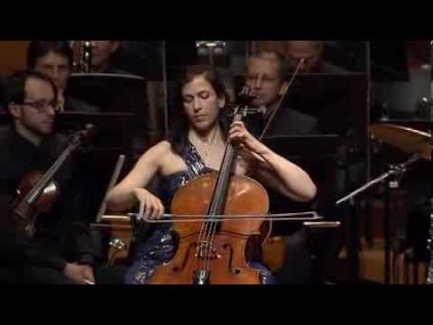 Inbal Segev performs Bach Suite No. 3 in C Major BWV 1009, Sarabande - July 28, 2013