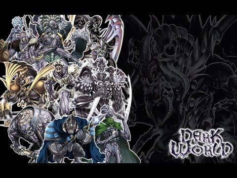 YU-GI-OH! Dark World deck profile (ger) July 2016