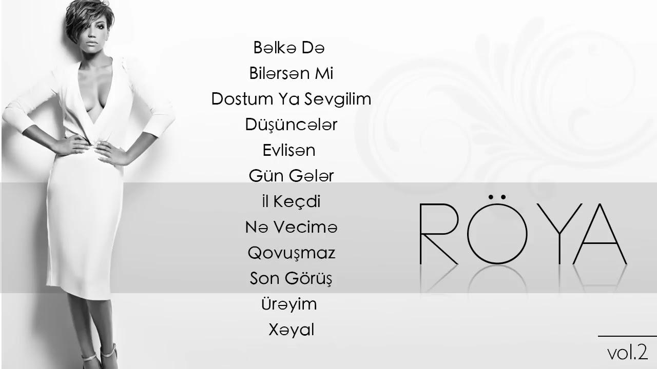 Röya - Belke De
