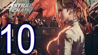 Astral Chain Switch Walkthrough - Part 10 - File 05 Accord