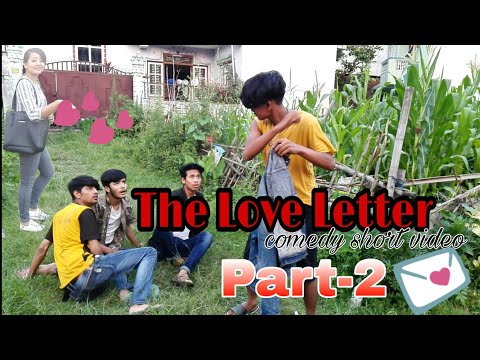 The Love Letter-2 || Nepali Comedy Short Video - YouTube