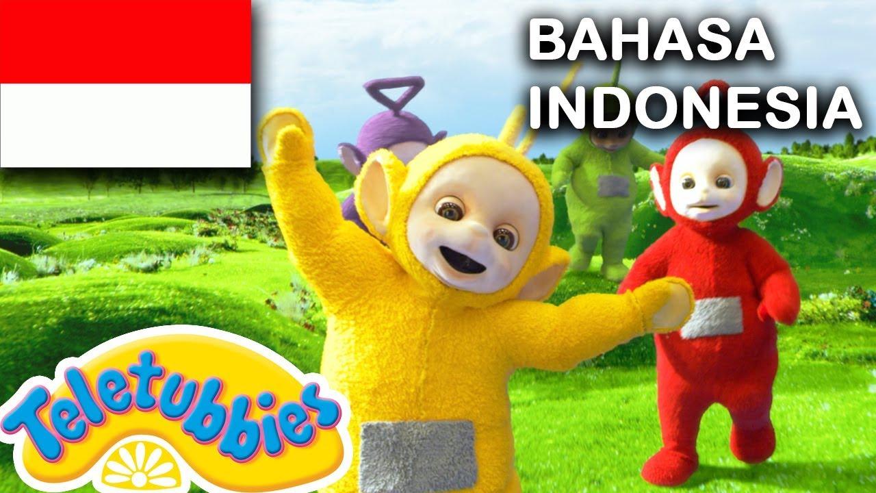 ★Teletubbies Bahasa Indonesia★ Bulat Bulat ★ Full Episode HD