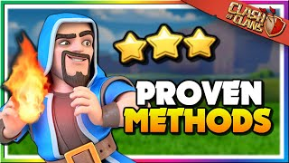Strategies KNOWN to 3 Star in Competitive Play | Clash of Clans