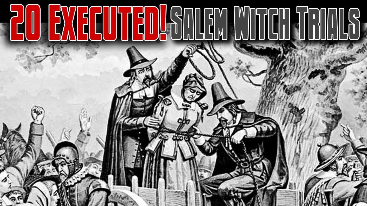 exterminating witches in america salem witch trials 1692 ad