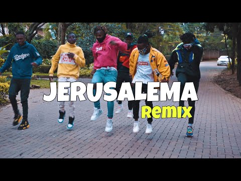 JERUSALEMA REMIX - Master KG Feat Burna Boy x Nomcebo   Jerusalema Burna boy   Jerusalema dance