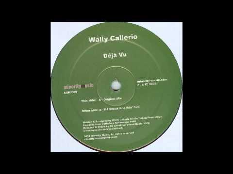 Wally Callerio-Deja Vu.