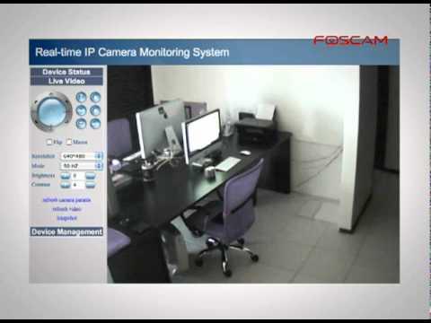 Câmera IP Wireless Foscam FI8918W