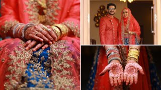 Shanoof Weds Shaheera | Brother's Wedding Photoshoot | Highly requested