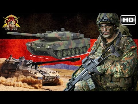 German Army 2017 - Plans for Greater Military Power in NATO