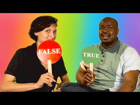 True Or False: LGBTQ Edition