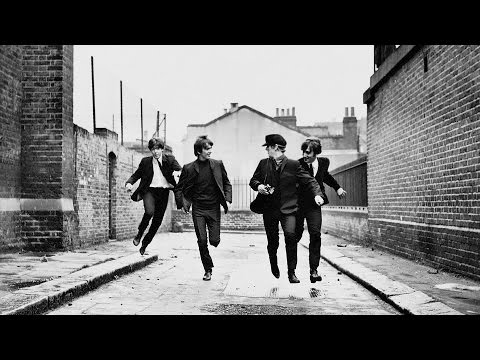 JOHN LENNON - A Hard Day's Night / Film [1080p]