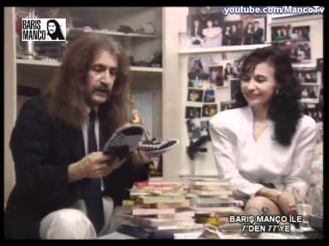 Barış Manço Interview with Barbara Teraoka 1990