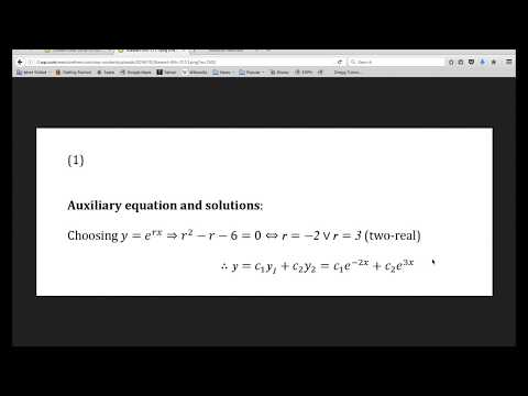 Solution Manual: Stewart Calculus; 7th Edition, Chapter 17