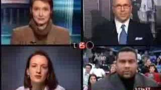 Talk Back Live CNN Prank Phone Call ECB