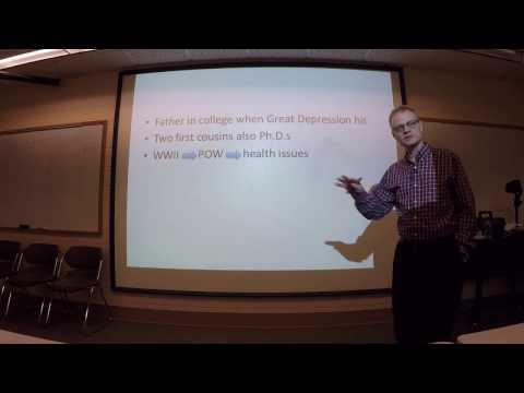 Faculty Colloquium: Dr. Michael Melloch