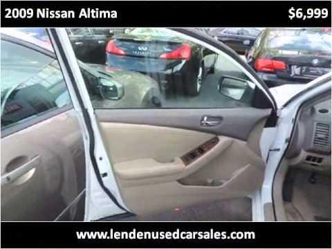 2009 Nissan Altima Used Cars Brooklyn Ny Youtube