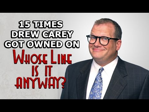 15 Times Drew Carey Got Owned On