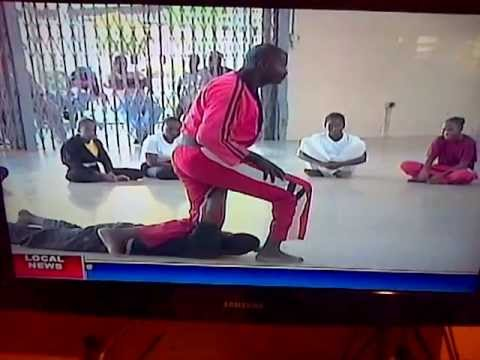 BLACK HAWKS MARTIAL ARTS ASSOCIATION TV6 MAY 2013